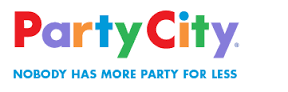 PARTY CITY LOGO